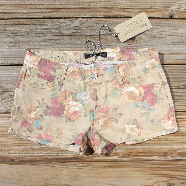 Gypsy Thorn Shorts: Featured Product Image