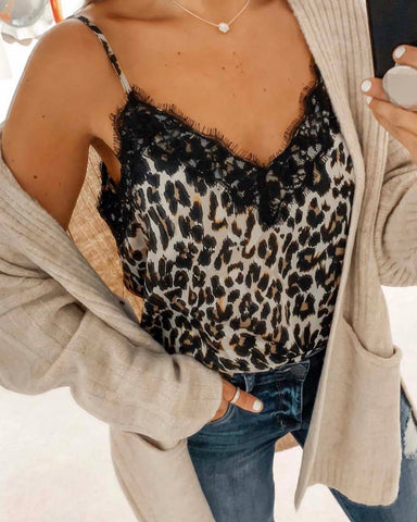Harley Leopard Cami