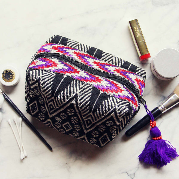 Harrow Make-up Bag: Featured Product Image
