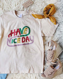 Have A Nice Day Tee: Alternate View #2