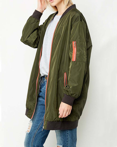 The Bomber Parka: Featured Product Image