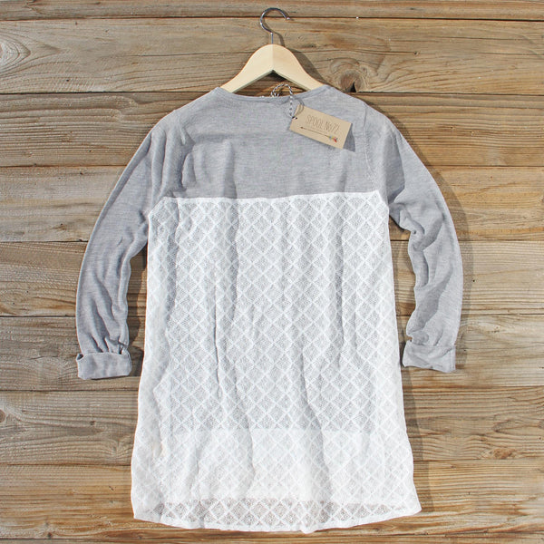 Hazel & Lace Sweater: Featured Product Image