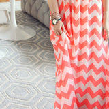 Los Cabos Maxi Dress: Alternate View #3