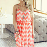 Los Cabos Maxi Dress: Alternate View #1