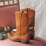 Hennessey Vintage Boots: Alternate View #3