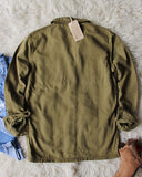 Highfield Military Shirt Jacket: Alternate View #4