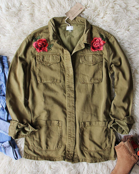 Highfield Military Shirt Jacket: Featured Product Image