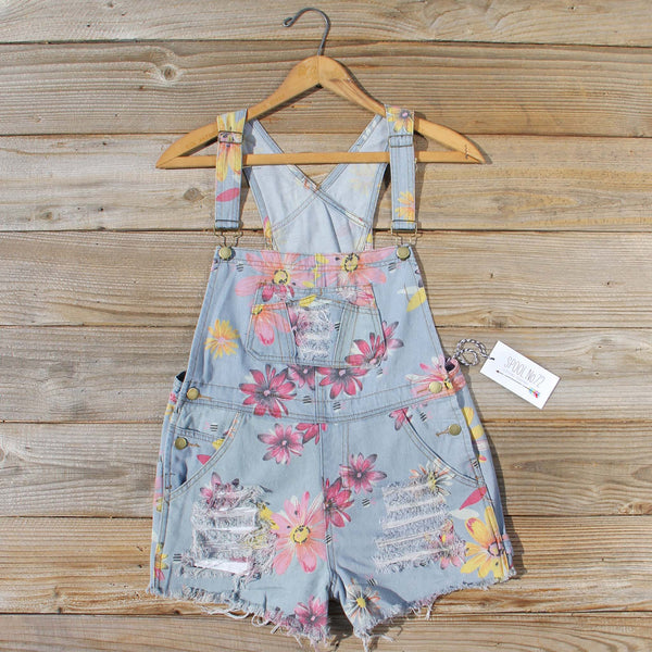 Honey Belle Overalls: Featured Product Image