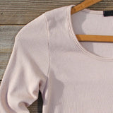 Honey & Clover Lace Thermal: Alternate View #2