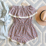 Honey Clover Romper: Alternate View #4