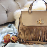 Honey Hush Fringe Tote: Alternate View #3