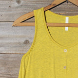 Honey & Lace Tank: Alternate View #2