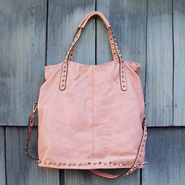 Honeysett Tote in Blush: Featured Product Image