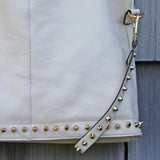 Honeysett Tote in Cream: Alternate View #3