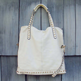 Honeysett Tote in Cream: Alternate View #2