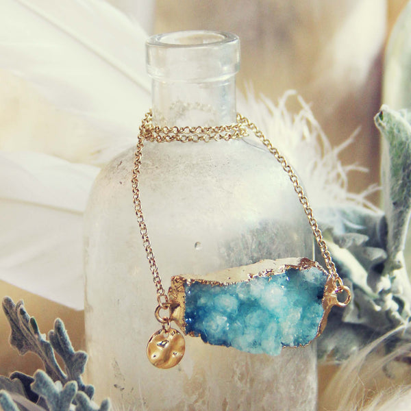 Iced Sky Necklace: Featured Product Image