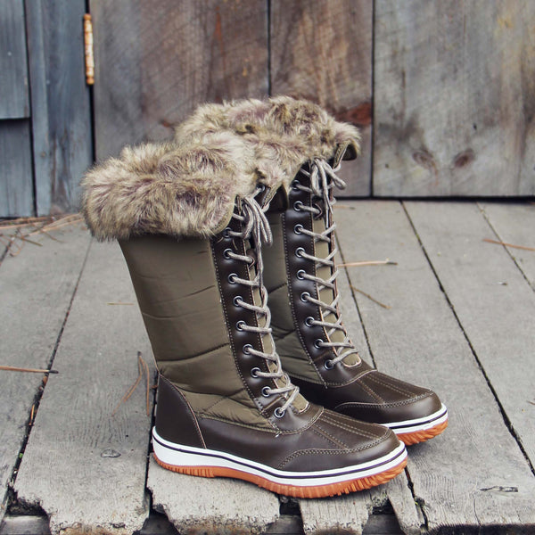 The Icelandic Snow Boots: Featured Product Image