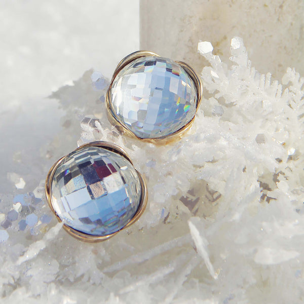 Icicle Lights Earrings: Featured Product Image