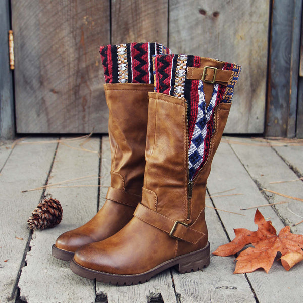 Indian Creek Boots: Featured Product Image