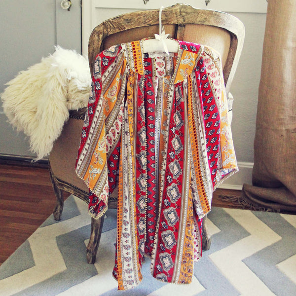 Indian Summer Duster: Featured Product Image