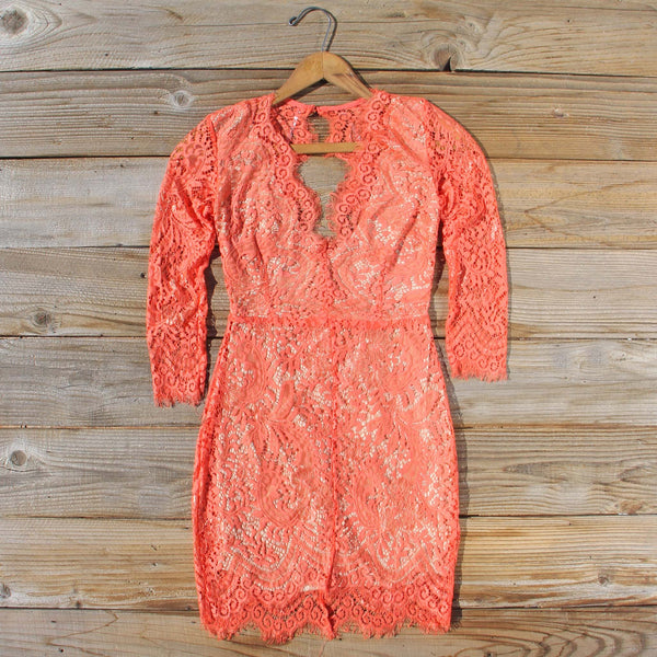 Indian Sunset Dress: Featured Product Image