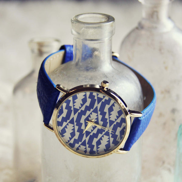 Indigo Moon Watch: Featured Product Image