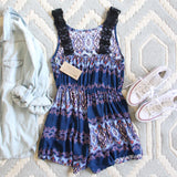 Indigo Tales Romper: Alternate View #4