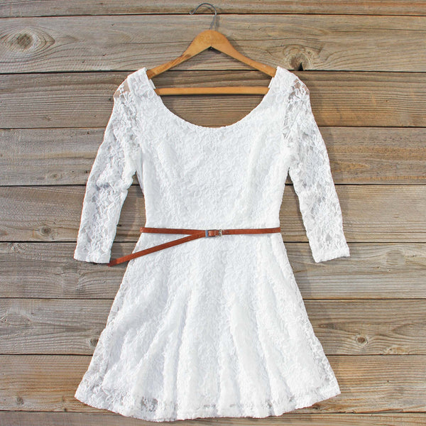 Into The Mystic Lace Dress: Featured Product Image