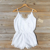 Island Moonlight Romper: Alternate View #1