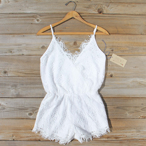 Island Moonlight Romper: Featured Product Image