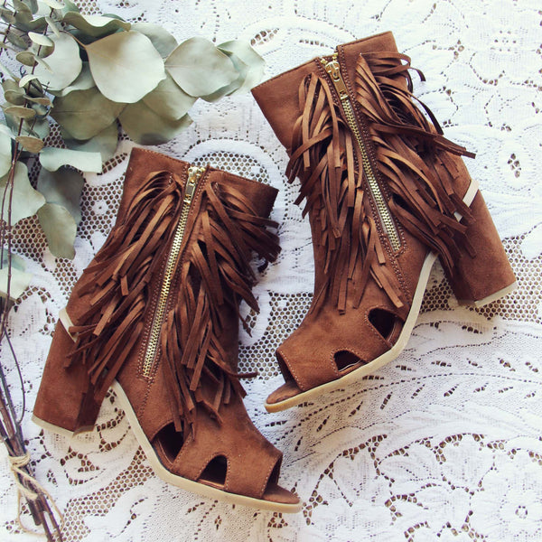 Isle of Dreams Booties: Featured Product Image