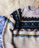 Isle of Skye Sweater: Alternate View #3