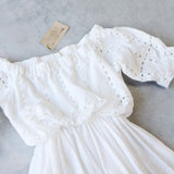 Jackson Eyelet Dress: Alternate View #2