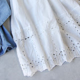 Jackson Eyelet Dress: Alternate View #3