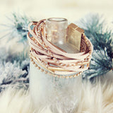 January Bundle Bracelet: Alternate View #2