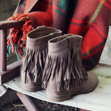 Jasper Fringe Boots: Alternate View #3