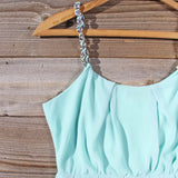 Jewel Tide Dress in Mint: Alternate View #2
