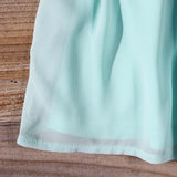 Jewel Tide Dress in Mint: Alternate View #3