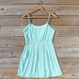 Jewel Tide Dress in Mint: Alternate View #4