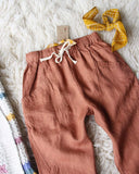 Joie Relaxed Pants: Alternate View #1
