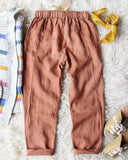 Joie Relaxed Pants: Alternate View #4