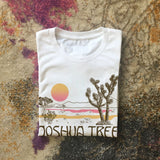 Joshua National Park Tee: Alternate View #2