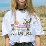 Joshua National Park Tee: Alternate View #3