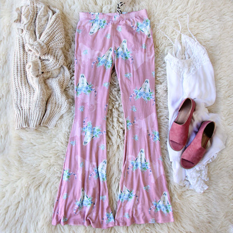 Journey Rose Pants