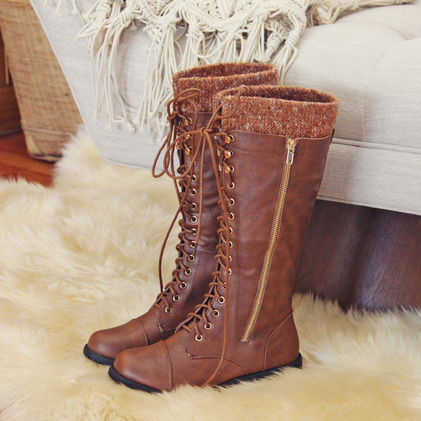 Knit & Fellow Boots: Featured Product Image