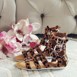 L'Abeille Sandals: Alternate View #1