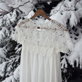 Le Neige Dress: Alternate View #4