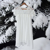 Le Neige Dress: Alternate View #2