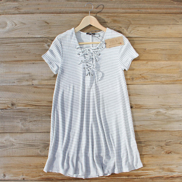 The Lace-up Dress: Featured Product Image
