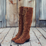 Lace It Up Boots: Alternate View #1